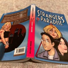 Cómics: STRANGERS IN PARADISE TOMO 1 TERRY MOORE - NORMA EDITORIAL. Lote 252212320