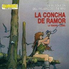 Fumetti: LA BÚSQUEDA DEL PÁJARO DEL TIEMPO 1: LA CONCHA DE RAMOR (CEC 17). Lote 252404270
