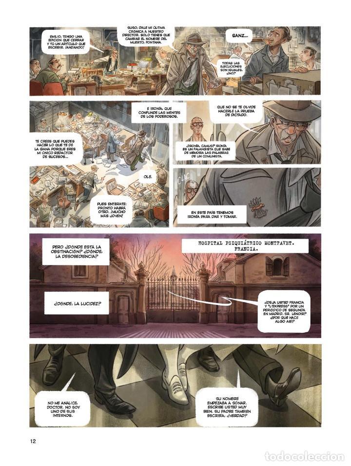 Cómics: Cómics. CONTRAPASO. LOS HIJOS DE LOS OTROS - Teresa Valero (Cartoné) - Foto 5 - 252788875