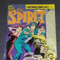 Cómics: THE SPIRIT Nº 2 WILL EISNER. Lote 252833160