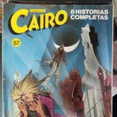 Cómics: CAIRO Nº 57. Lote 252928930