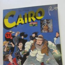 Cómics: CAIRO Nº 21 EXTRA DE NAVIDAD. NORMA EDITORIAL 1983. FRANQUIN PERE JOAN RIERA MICHARMUT NORMA ARX88. Lote 252998660
