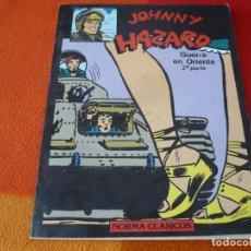 Cómics: JOHNNY HAZARD GUERRA EN ORIENTE 2ª PARTE ( FRANK ROBBINS ) NORMA. Lote 253280940