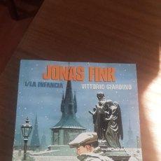 Cómics: JONAS FINK. Lote 253310850