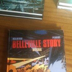 Cómics: BELLEVILLE STORY. Lote 253354430