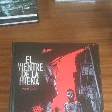 Cómics: EL VIENTRE DE LA HIENA. Lote 253355085