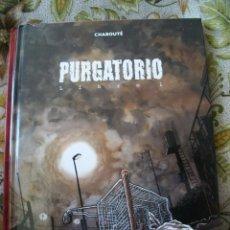 Cómics: PURGATORIO. Lote 253356465