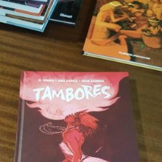 Comics: TERROR . TAMBORES. Lote 253356565