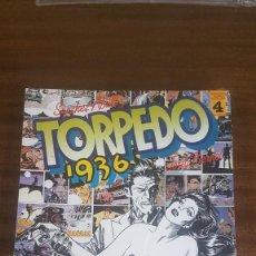 Cómics: ESPAÑOLES . TORPEDO 1936. Lote 253357245