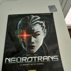 Cómics: X NEUROTRANS, DE VILA Y COLIGNON (NORMA. CEC 231). Lote 253451020
