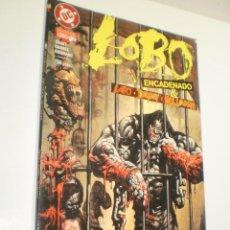 Cómics: LOBO Nº 7. ENCADENADO. 1998 DC CÓMICS (SEMINUEVO). Lote 253545495