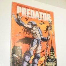 Cómics: PREDATOR SERIE NOSTROMO Nº 1 COMIC BOOKS 1991 (ALGÚN DEFECTO, LEER). Lote 253588365