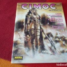 Cómics: CIMOC Nº 157 ( DUFAUX ROSINSKI GIARDINO ) ¡BUEN ESTADO! LA REVISTA DE COMICS NORMA. Lote 253602875