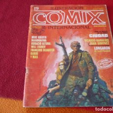 Cómics: COMIX Nº 19 ( KALUTA ALTUNA GIMENEZ EISNER ) ILUSTRACION INTERNACIONAL TOUTAIN 1992. Lote 253603185