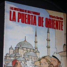 Cómics: LAS AVENTURAS DE MAX FRIDMAN (DE VITTORIO GIARDINO):LA PUERTA DE ORIENTE .CEC 41 (COMO NUEVO). Lote 253728580