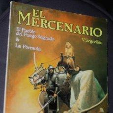 Cómics: EL MERCENARIO (SEGRELLES). NÚMERO DOBLE .CEC 28-29 (SEMINUEVO). Lote 253729565