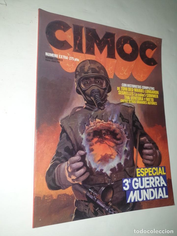 CIMOC ESPECIAL 3 GUERRA MUNDIAL (Tebeos y Comics - Norma - Cimoc)
