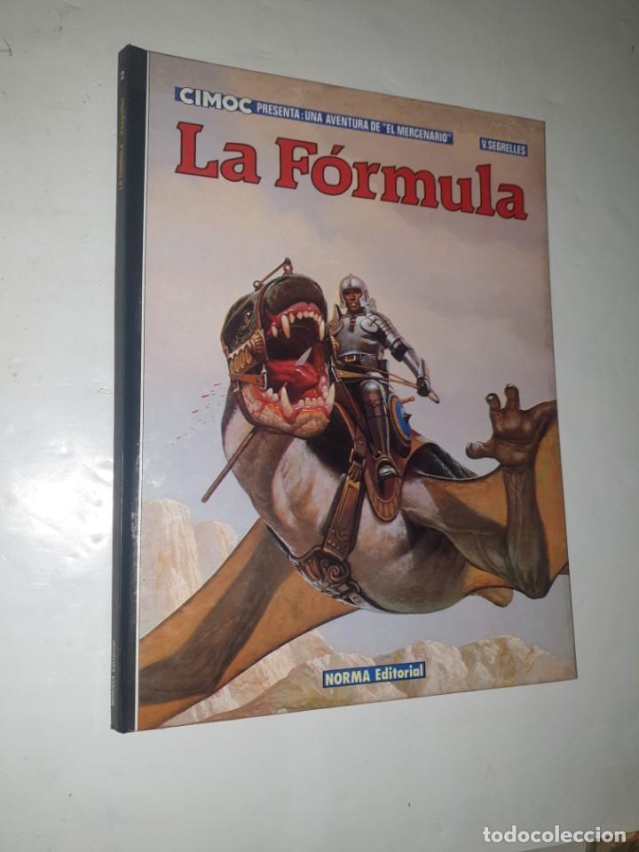 LA FORMULA 2 V.SEGRELLES (Tebeos y Comics - Norma - Cimoc)