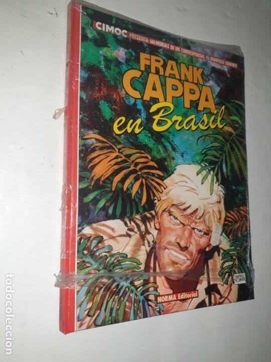 FRANK CAPPA EN BRASIL N.3 (Tebeos y Comics - Norma - Cimoc)