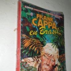 Cómics: FRANK CAPPA EN BRASIL N.3. Lote 253866365