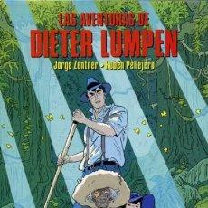 Fumetti: LAS AVENTURAS DE DIETER LUMPEN, DE JORGE ZENTNER Y RUBÉN PELLEJERO. Lote 253876345