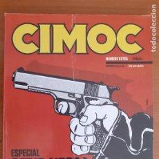 Cómics: CIMOC NÚMERO EXTRA ESPECIAL SERIE NEGRA. NORMA EDITORIAL 1981. Lote 253879135