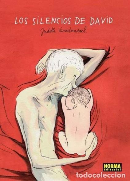 LOS SILENCIOS DE DAVID, DE JUDITH VANISTENDAEL (Tebeos y Comics - Norma - Comic Europeo)
