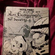 Cómics: LOS ESCORPIONES DEL DESIERTO TOMO 3, DE HUGO PRATT. NORMA EDITORIAL. Lote 253139705