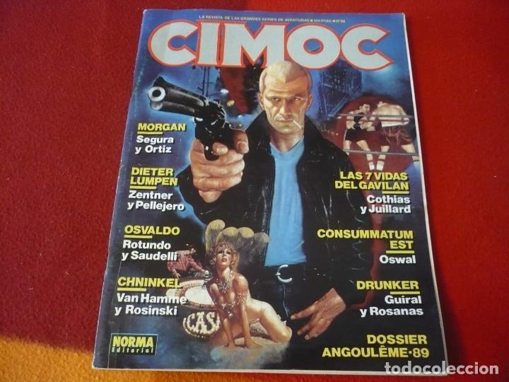CIMOC Nº 96 ( ZENTNER VAN HAMME ROSINSKI COTHIAS ) ¡BUEN ESTADO! NORMA (Tebeos y Comics - Norma - Cimoc)