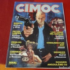 Cómics: CIMOC Nº 96 ( ZENTNER VAN HAMME ROSINSKI COTHIAS ) ¡BUEN ESTADO! NORMA. Lote 253953480
