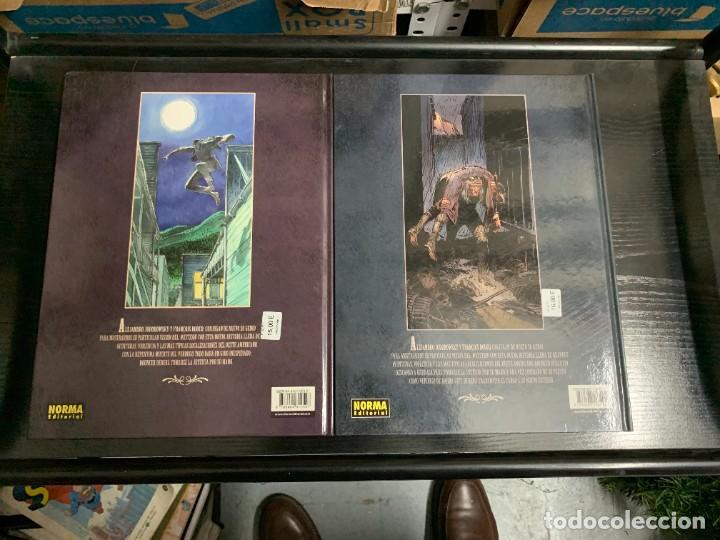 Cómics: Bouncer, de Boucq y Jodorowsky. Los cuatro primeros álbumes - Foto 4 - 254005700