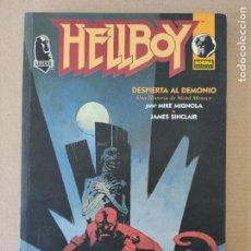 Cómics: HELLBOY - DESPIERTA AL DEMONIO - NORMA EDITORIAL - MIKE MIGNOLA. Lote 254287840