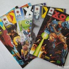Cómics: X-O MANOWAR - COMPLETA - VALIANT - NORMA EDITORIAL - DEL 0 AL 4. Lote 254292940