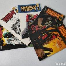 Cómics: HELLBOY - 5 EJEMPLARES (1 ESPECIAL) - NORMA EDITORIAL - MIKE MIGNOLA. Lote 254293055