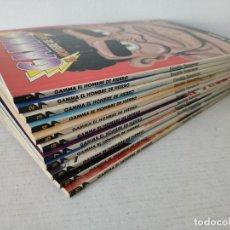 Cómics: GAMMA EL HOMBRE DE HIERRO - YASUHITO YAMAMOTO - MANGA - NORMA EDITORIAL. Lote 254293155