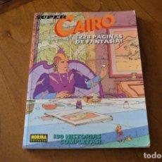Cómics: SUPER CAIRO TOMO 1 CON LOS NÚMEROS 64, 65 Y 66 . 30 HISTORIAS COMPLETAS.. Lote 254298460