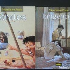 Fumetti: MIGUELANXO PRADO TANGENCIAS STRATOS. Lote 254316920