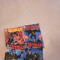 Cómics: HITMAN FURIA DE ARKHAM 4 NÚMEROS NORMA. Lote 254543250