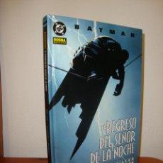 Cómics: BATMAN. EL REGRESO DEL SEÑOR DE LA NOCHE - FRANK MILLER, NORMA EDITORIAL, MUY BUEN ESTADO. Lote 254606605