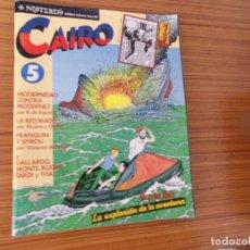 Cómics: CAIRO Nº 5 EDITA NORMA. Lote 254680475