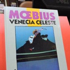Cómics: MOEBIUS VENECIA CELESTE. NORMA EDITORIAL 1990. Lote 254731015