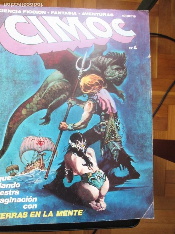 Cómics: CIMOC Nº3 Y Nº4 (Primera Época) - Foto 3 - 254734970