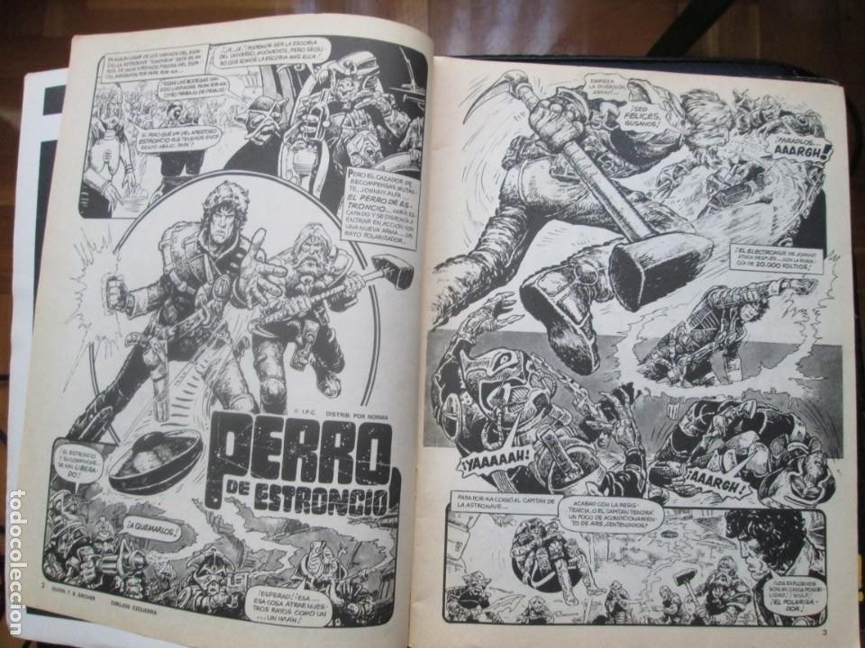 Cómics: CIMOC Nº3 Y Nº4 (Primera Época) - Foto 8 - 254734970