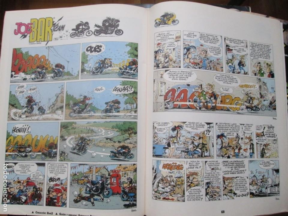 Cómics: CIMOC. Números: 1, 2, 4, 10, 163, 164, 165 y 168 (en total 8 números) - Foto 23 - 254738110
