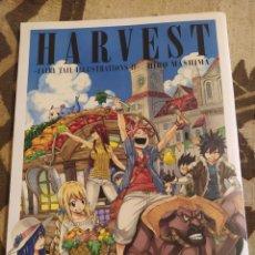 Cómics: FAIRY TAIL - HARVEST: II. HIRO MASHIMA. EDICION SPAIN. BUEN ESTADO. Lote 254948390