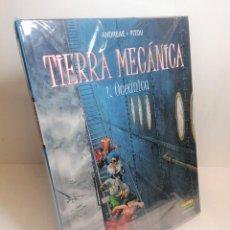 Cómics: COMIC TIERRA MECÁNICA TOMOS 1 Y 2 COMPLETO EDIT. NORMA. Lote 254981950