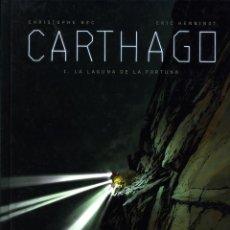 Cómics: CARTHAGO Nº 1 - NORMA EDITORIAL 2014. Lote 254991955