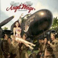 Cómics: ANGEL WINGS (DE YANN & ROMAIN HUGAULT) TOMO 02: BLACK WIDOW. (2ª ED)- MUY BUENO, NUEVO Y REBAJADO. Lote 254995830