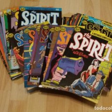 Cómics: THE SPIRIT COMPLETA NORMA EDITORIAL 1988. 76 NÚMEROS.. Lote 255418940