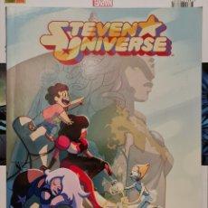 Cómics: STEVEN UNIVERSE VOLUMEN UNO 1 - NORMA COMICS - NUEVO. Lote 255420040